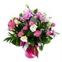 Заказ цветов слоним подарок с днем рождения женщине сделать своими руками